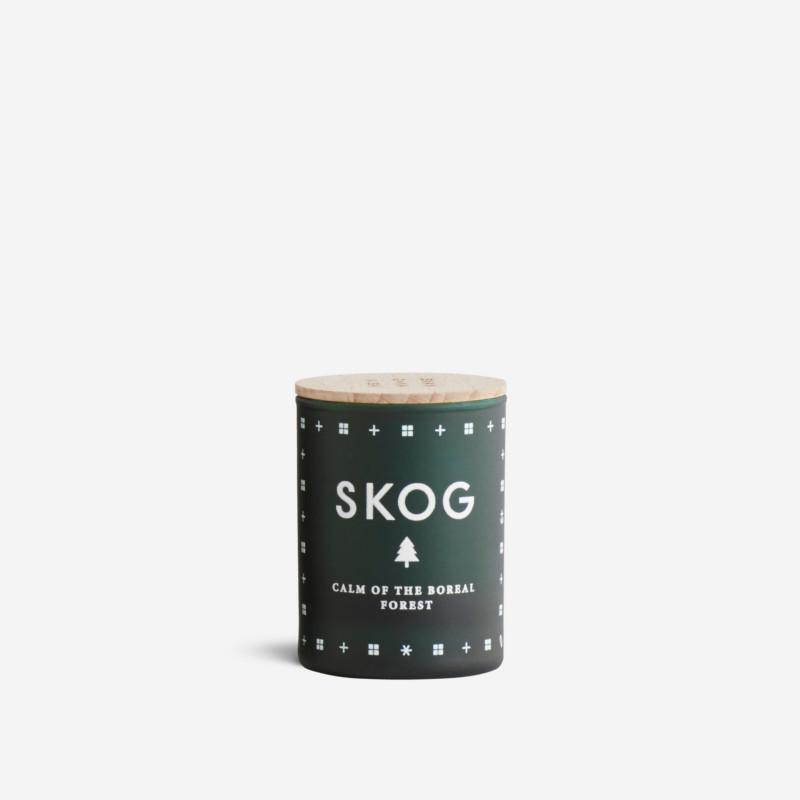 Skandinavisk SKOG Duftlys Mini
