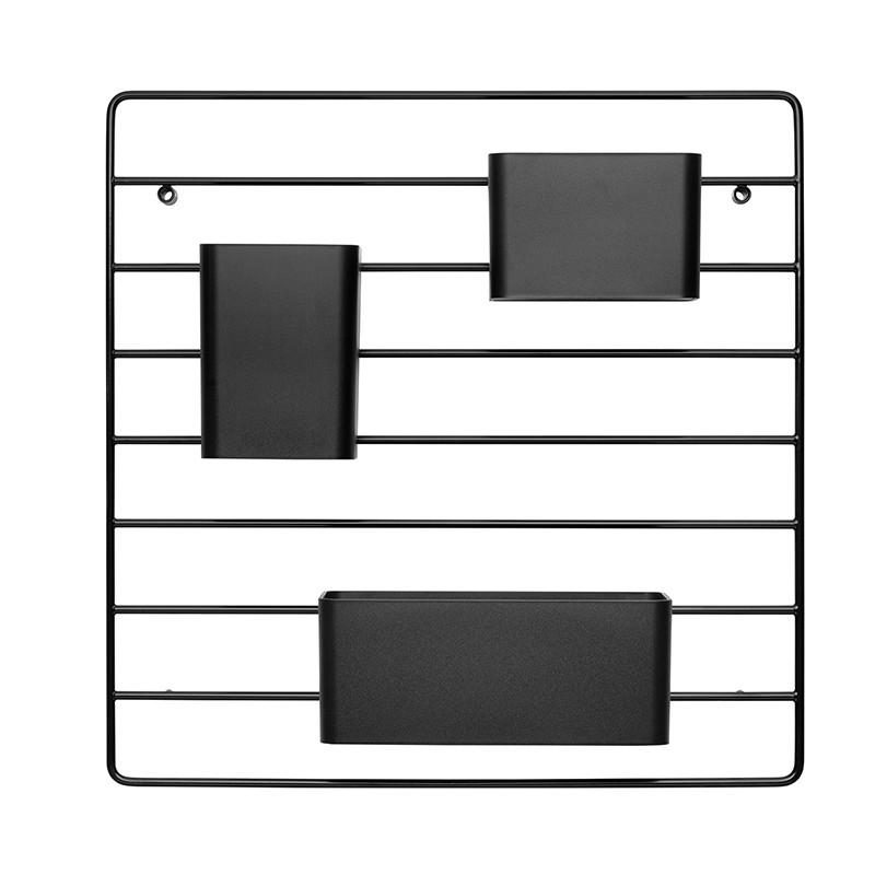 fbb5fd99 String Opslagstavle Hvid - Grid