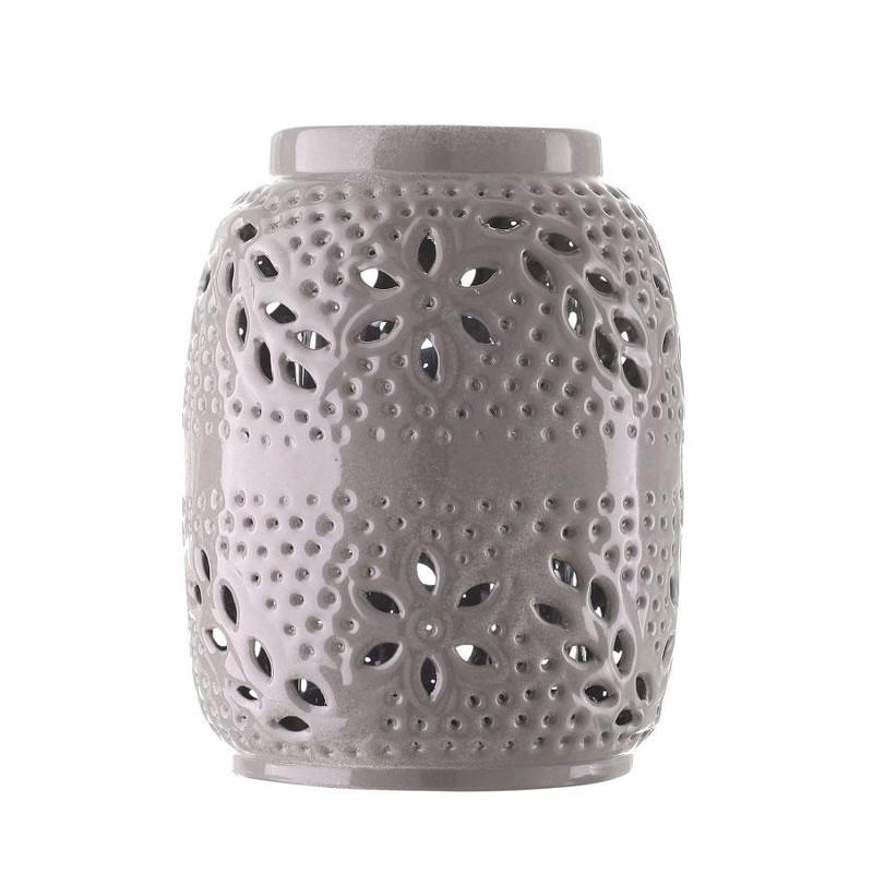 a simple mess lanterne siv gr smuk gr lanterne. Black Bedroom Furniture Sets. Home Design Ideas