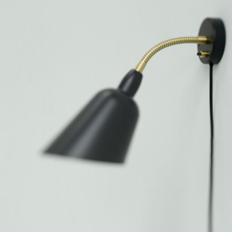 Arne Jacobsen AJ9 Bellevue v u00e6glampe Indret med klassiske