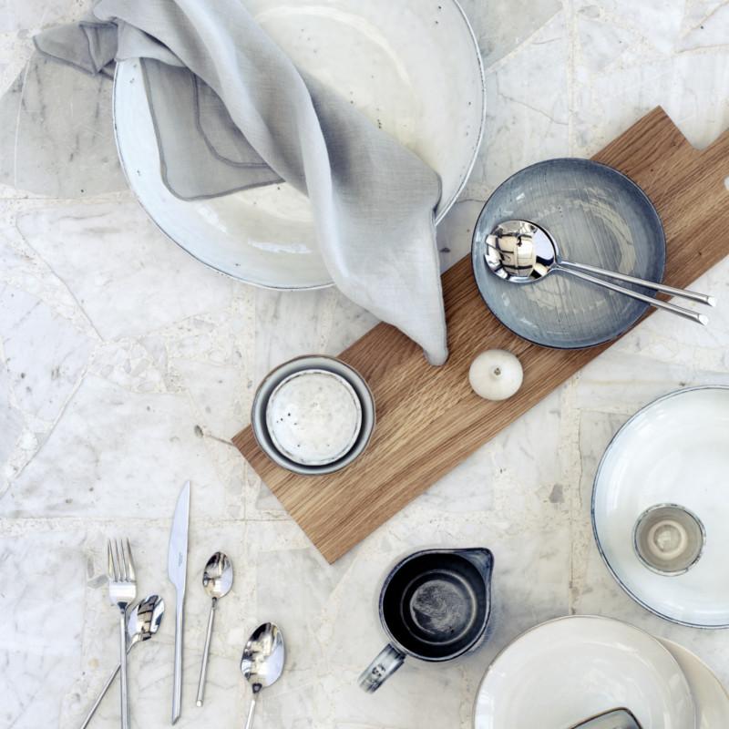 broste copenhagen middagstallerken nordic sand. Black Bedroom Furniture Sets. Home Design Ideas