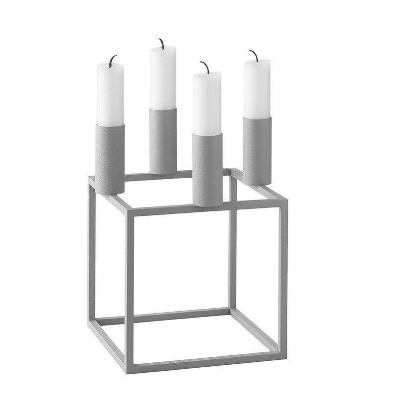 kubus lysestage gr limited edition. Black Bedroom Furniture Sets. Home Design Ideas