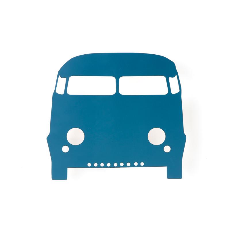 Ferm Living bil lampe petrol - Car Lamp til børneværelset