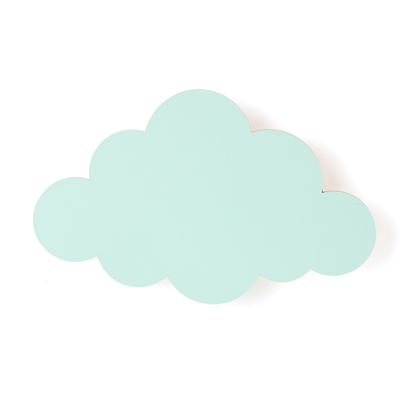 ferm living sky lampe mint cloud lamp til b rnev relset. Black Bedroom Furniture Sets. Home Design Ideas