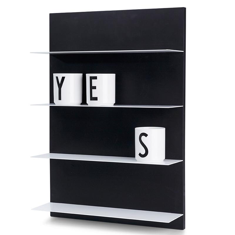 Hylde Fra Design Letters Reol Til Opbevaring I Hjemmet