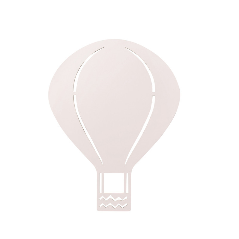 ferm living luftballon lampe rosa flot b rnelampe til. Black Bedroom Furniture Sets. Home Design Ideas