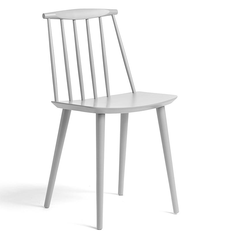 HAY J77 Spisebordsstol Støvet grå Hurtig levering