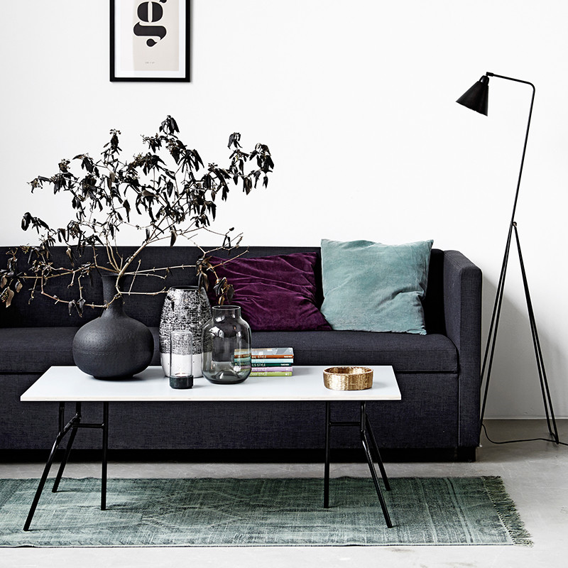 house doctor sofa botton koksgr m bler fra house doctor. Black Bedroom Furniture Sets. Home Design Ideas