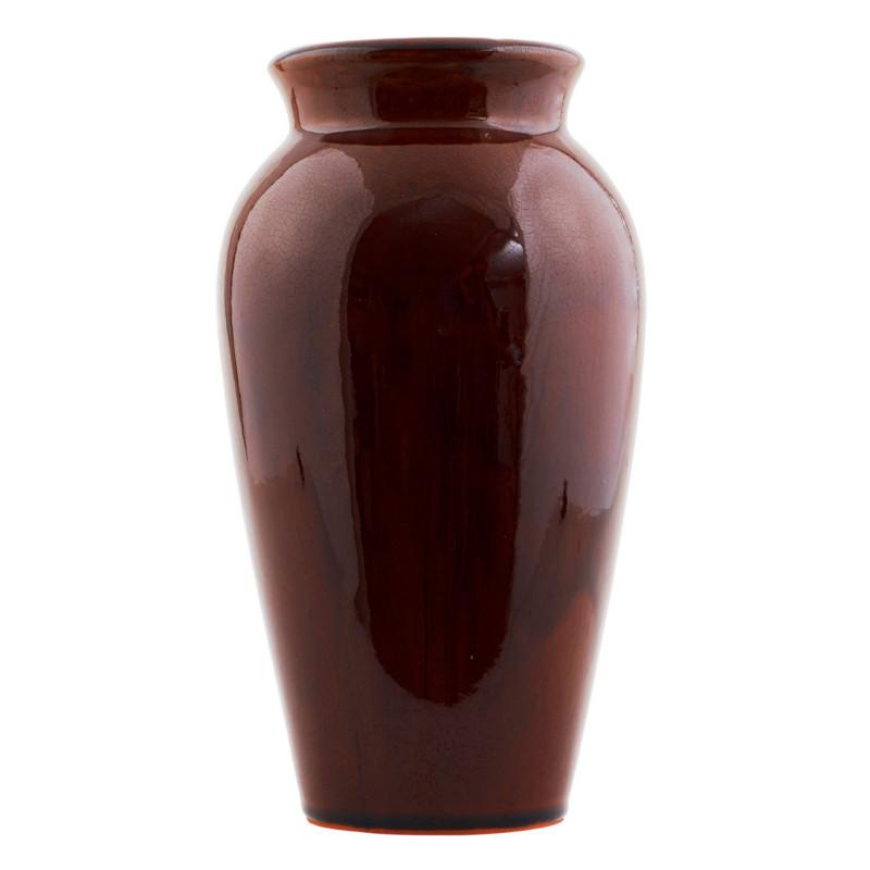 retro vase i keramik fra house doctor. Black Bedroom Furniture Sets. Home Design Ideas