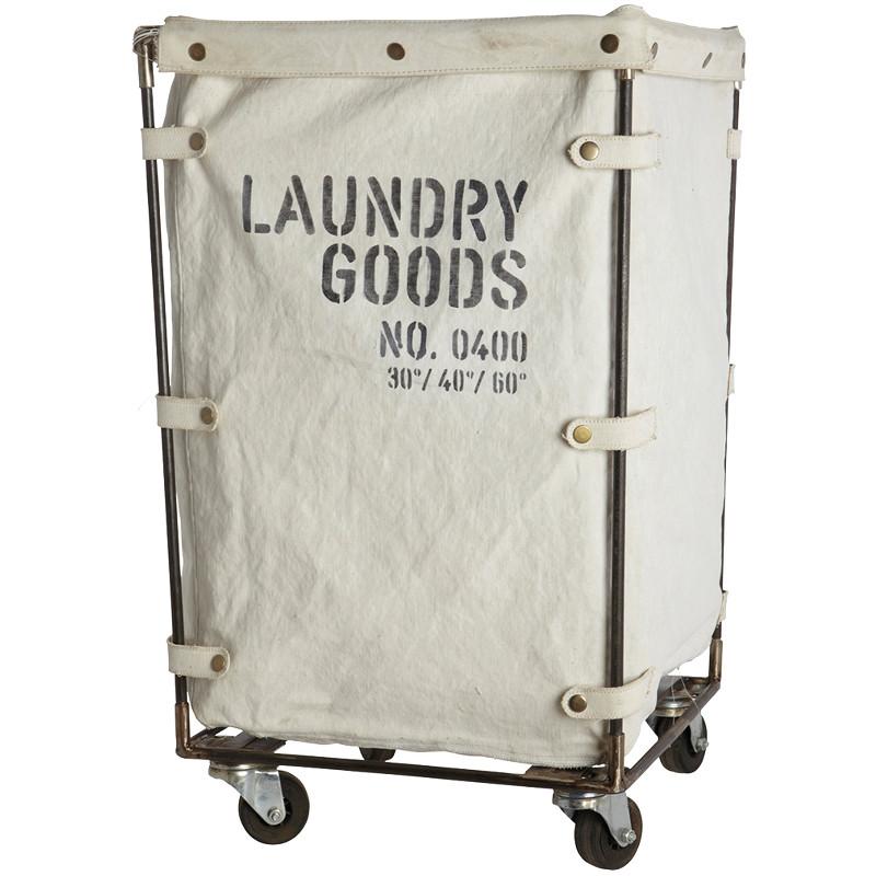 Ikea Grundtal Vasketøjskurv ~ Houde Doctor vasketøjskurv på hjul  Laundry goods