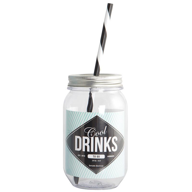 house doctor cool drinks drikkedunk m suger r. Black Bedroom Furniture Sets. Home Design Ideas