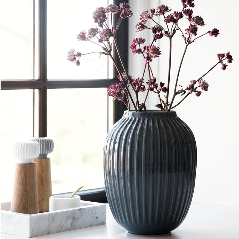 hammersh i vase fra k hler alt fra k hler online. Black Bedroom Furniture Sets. Home Design Ideas