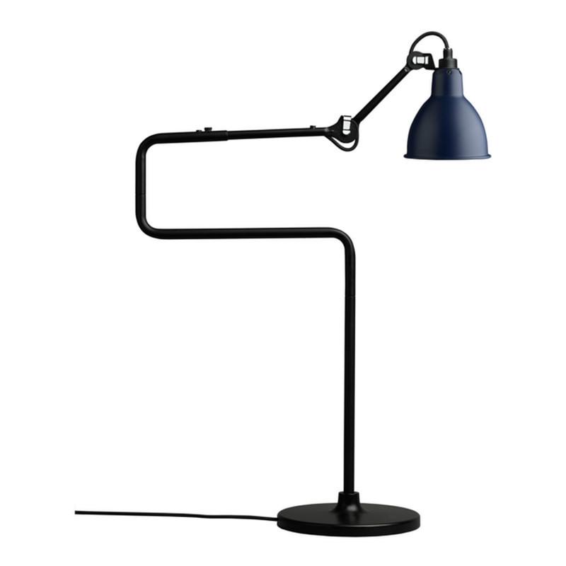 lampe gras gulvlampe no 317 bl. Black Bedroom Furniture Sets. Home Design Ideas