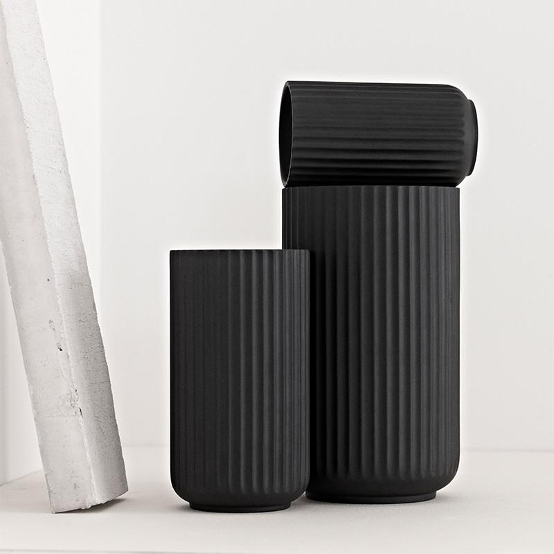 Lyngby vase 20 cm tilbud