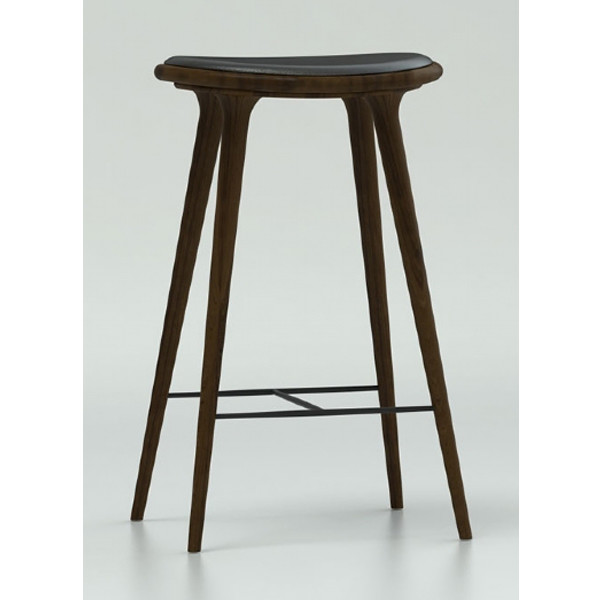 Mater Barstol High Stool Hard Wood : materhighstoolhardwood1 from www.luxoliving.dk size 600 x 600 jpeg 33kB