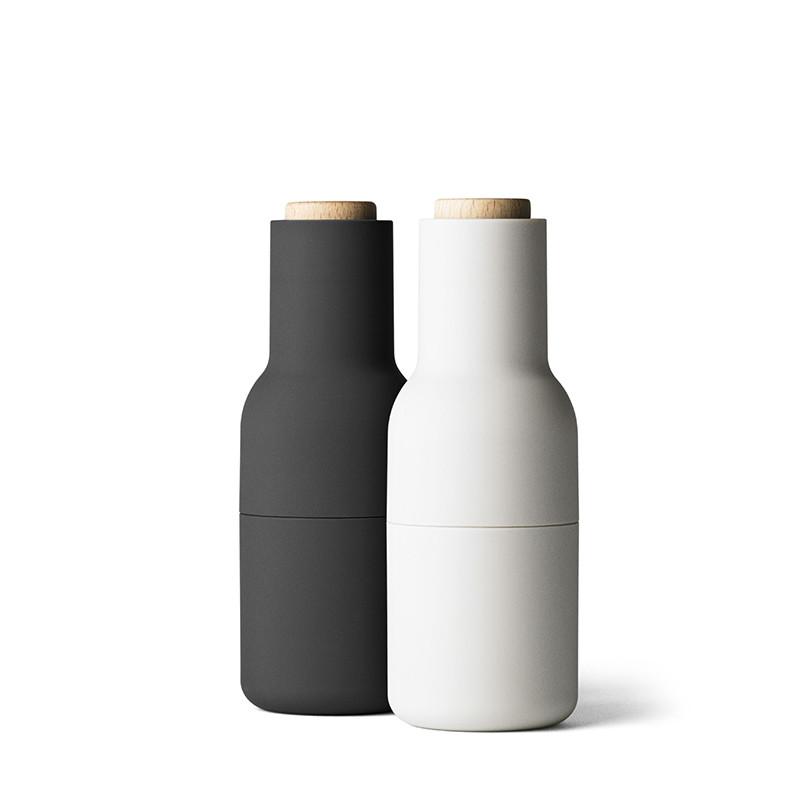 Højmoderne Menu Bottle Grinder Kværne Grå - Hurtig levering UW-72
