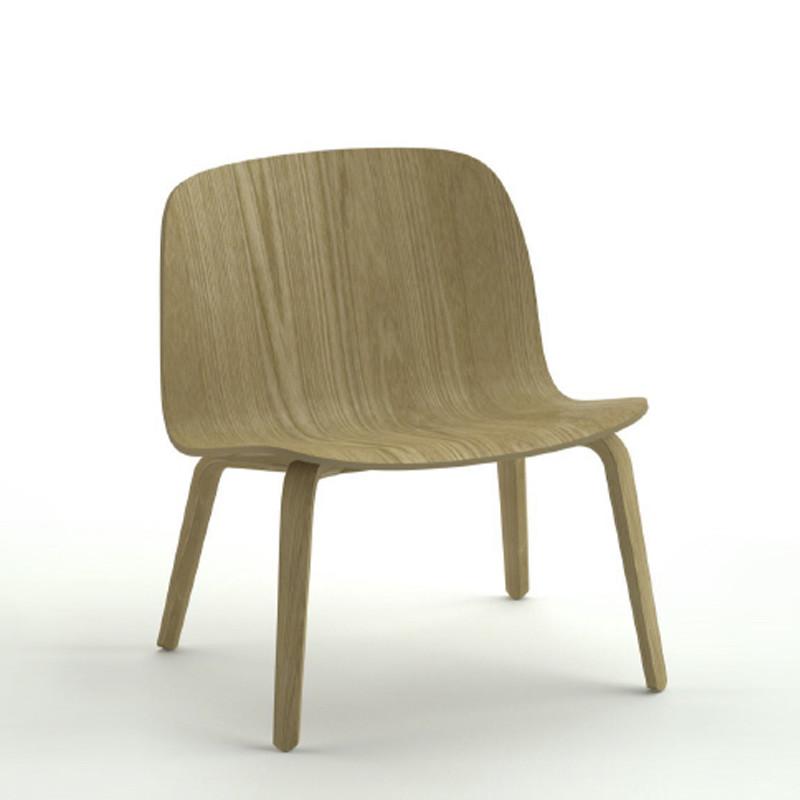 Visu Lounge Stol Fra Muuto