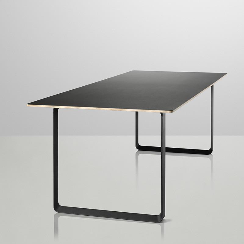 muuto 70 70 bord large. Black Bedroom Furniture Sets. Home Design Ideas