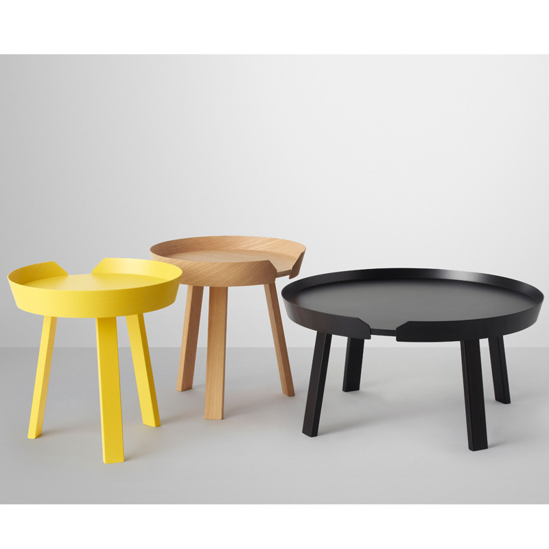 Muuto Around Table - Sofabord fra Muuto