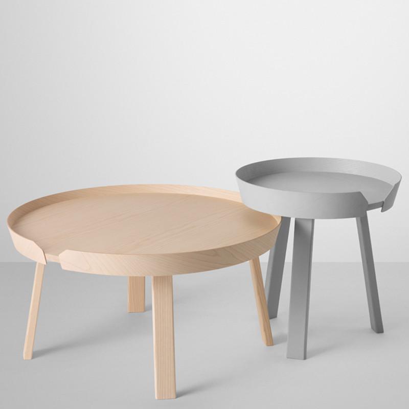 muuto around table sofabord fra muuto. Black Bedroom Furniture Sets. Home Design Ideas