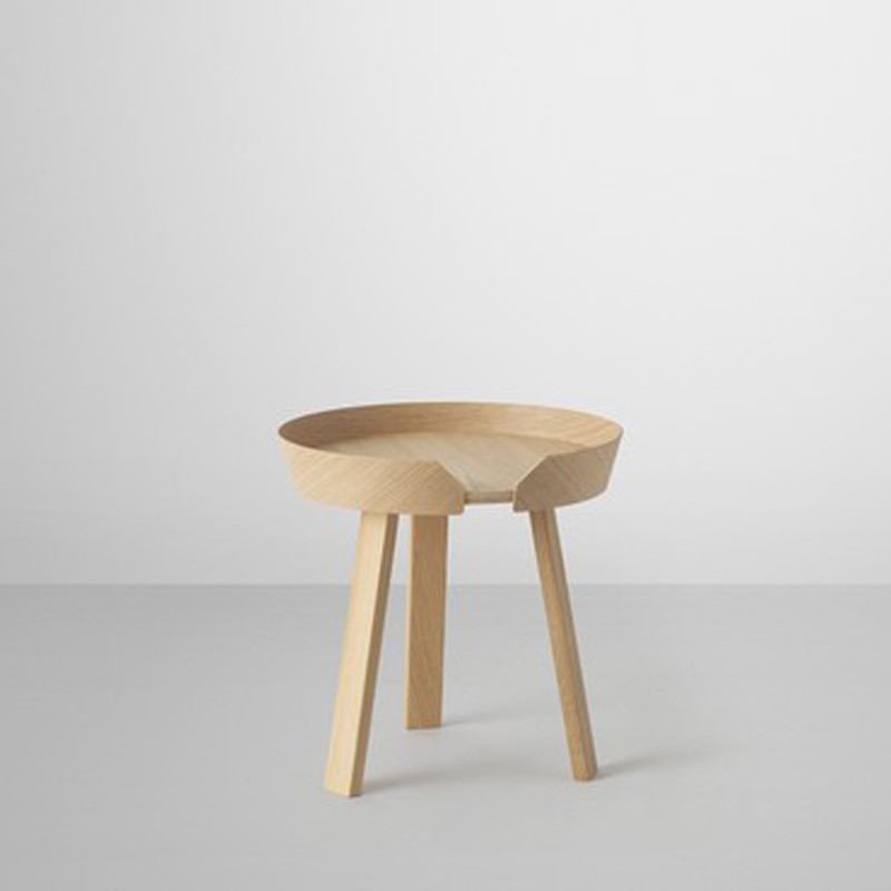Muuto around table   sofabord fra muuto