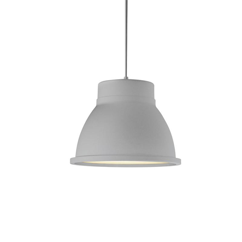 muuto studio pendel lampe i aluminium. Black Bedroom Furniture Sets. Home Design Ideas