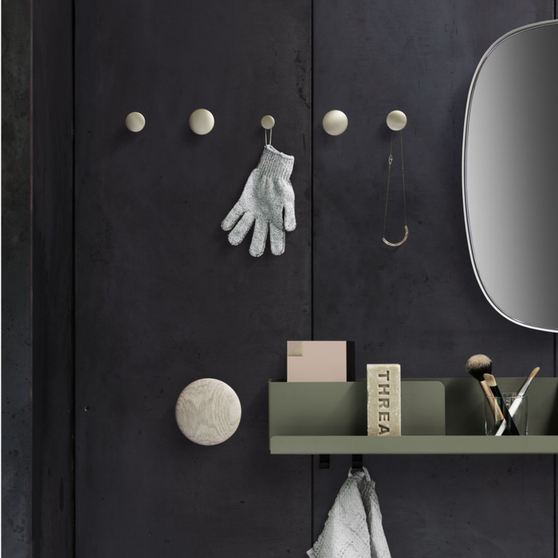 muuto the dots metal messing k b metal the dots i alle. Black Bedroom Furniture Sets. Home Design Ideas
