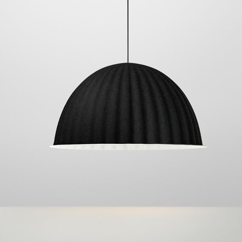 muuto under the bell lampe. Black Bedroom Furniture Sets. Home Design Ideas