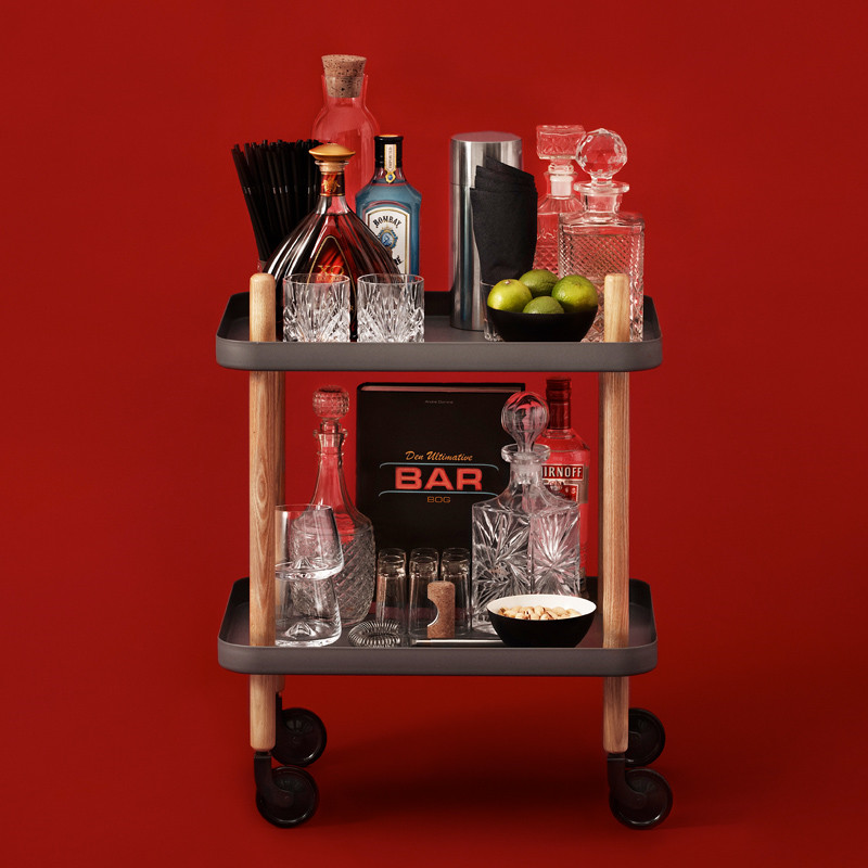block table fra normann copenhagen block sidebord. Black Bedroom Furniture Sets. Home Design Ideas