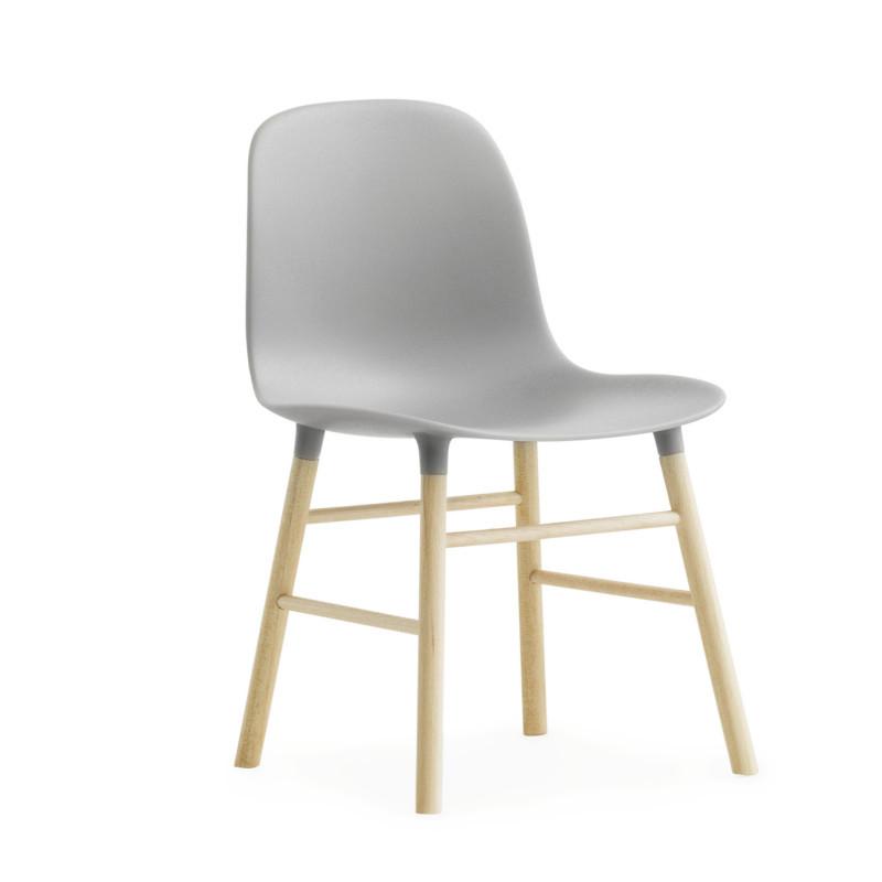 form chair i miniature format 1 6 normann copenhagen miniature form stol. Black Bedroom Furniture Sets. Home Design Ideas