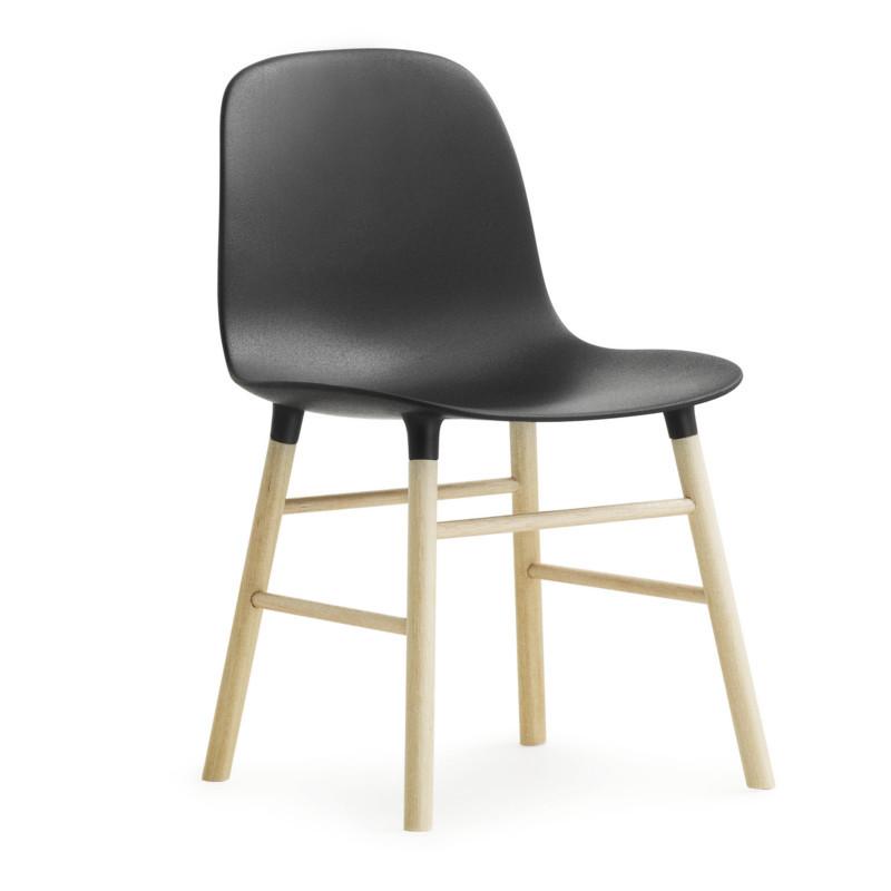 normann copenhagen form chair miniature stol med montre. Black Bedroom Furniture Sets. Home Design Ideas
