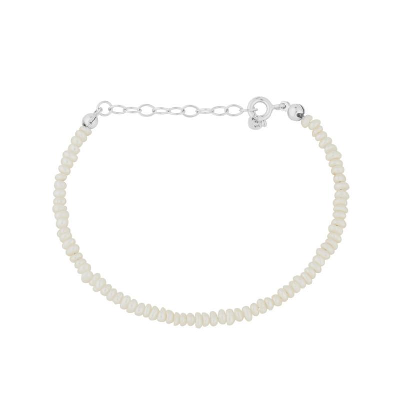 Pernille Corydon Baroque Pearl Armbånd Sølv