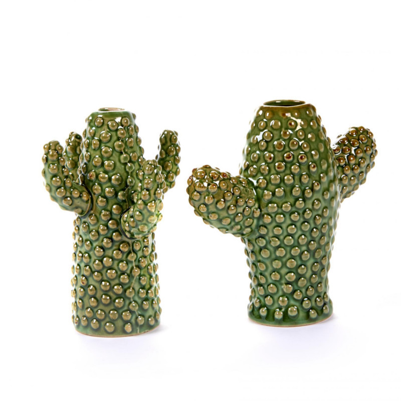 serax kaktus vase mini seje mini kaktus vaser til pynt. Black Bedroom Furniture Sets. Home Design Ideas