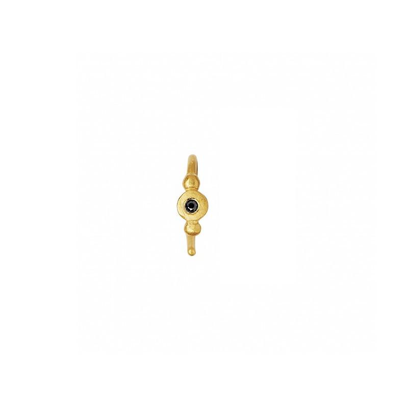 0304c76ea9f Petit bon-bon guld ørering - Smukke små øreringe fra Stine A