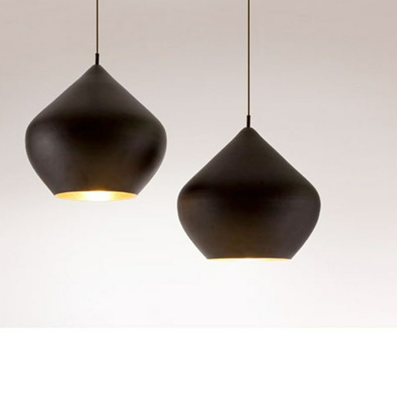 tom dixon lampe beat light stout pendel. Black Bedroom Furniture Sets. Home Design Ideas