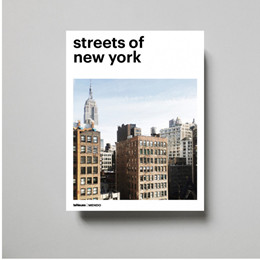 New Mags Streets Of New York Coffee Table Book Hurtig Levering