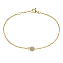 3747707cade Enkelt guld armbånd fra Carré - Smykker fra Carré Jewellery