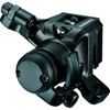 Shimano M375 Mekanisk skivebremse for/bag