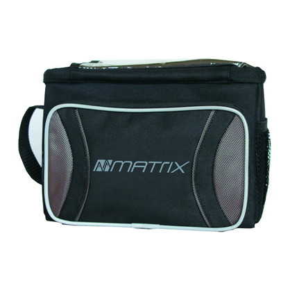 Matrix Styrtaske 6L sort/sølv | Travel bags