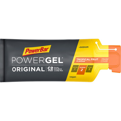 PowerBar PowerGel Tropical fruit