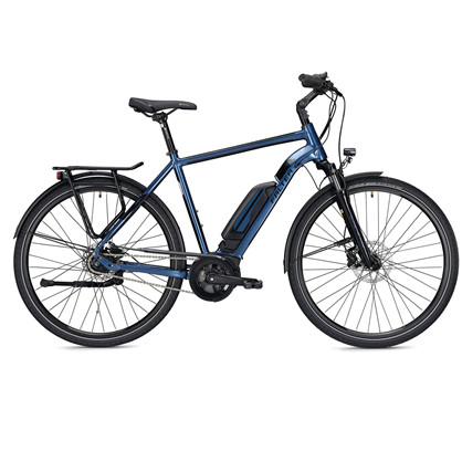 Falter E9.0RT - Fodbremse 400Wh | City-cykler