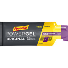 PowerBar PowerGel Blackcurrant