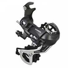 Shimano Tourney TY300B 6/7-gear med klo