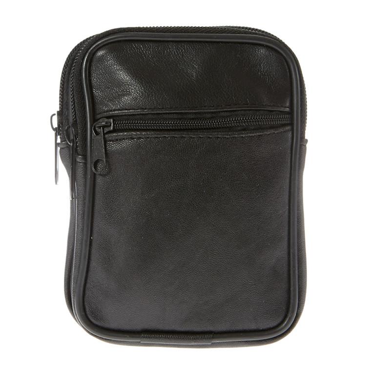 China House bæltetaske i skind