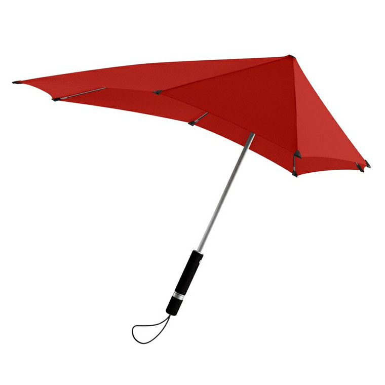 Senz lang stormsikret paraply