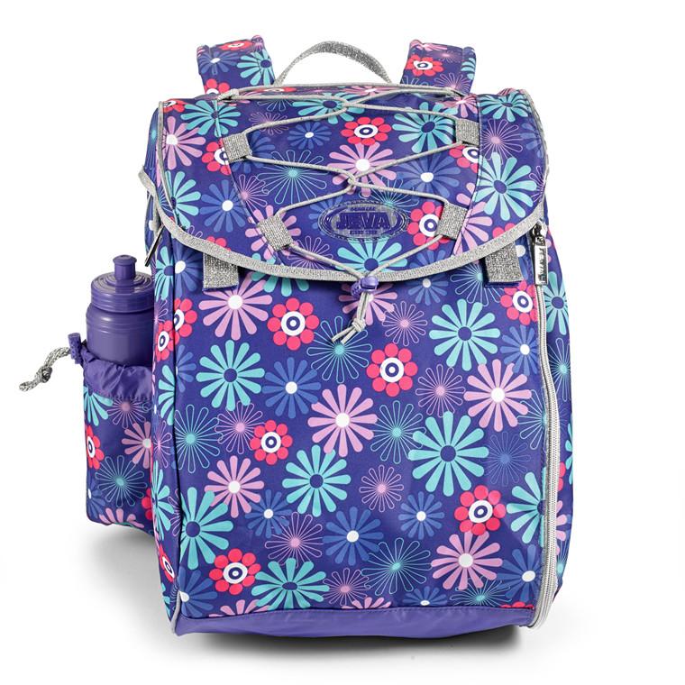 Jeva Intermediate Violet skoletaske