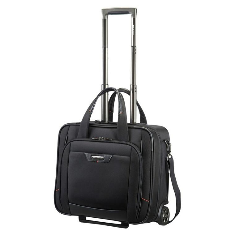 Samsonite Pro DLX 4 computertaske med hjul 16,4 tommer