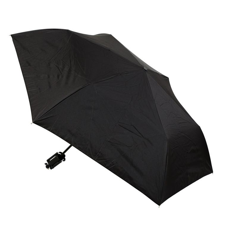 Happy Rain kort paraply m/selfiestick