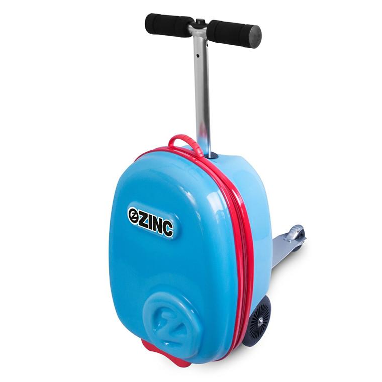 Flyte Zinc Light Blue trolley/løbehjul