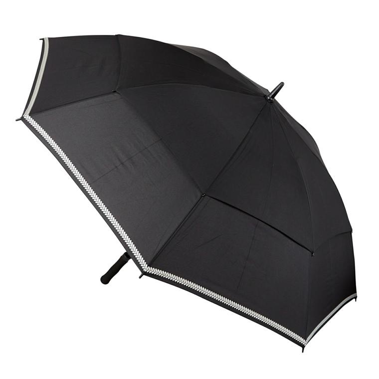 Doppler golfparaply med refleks